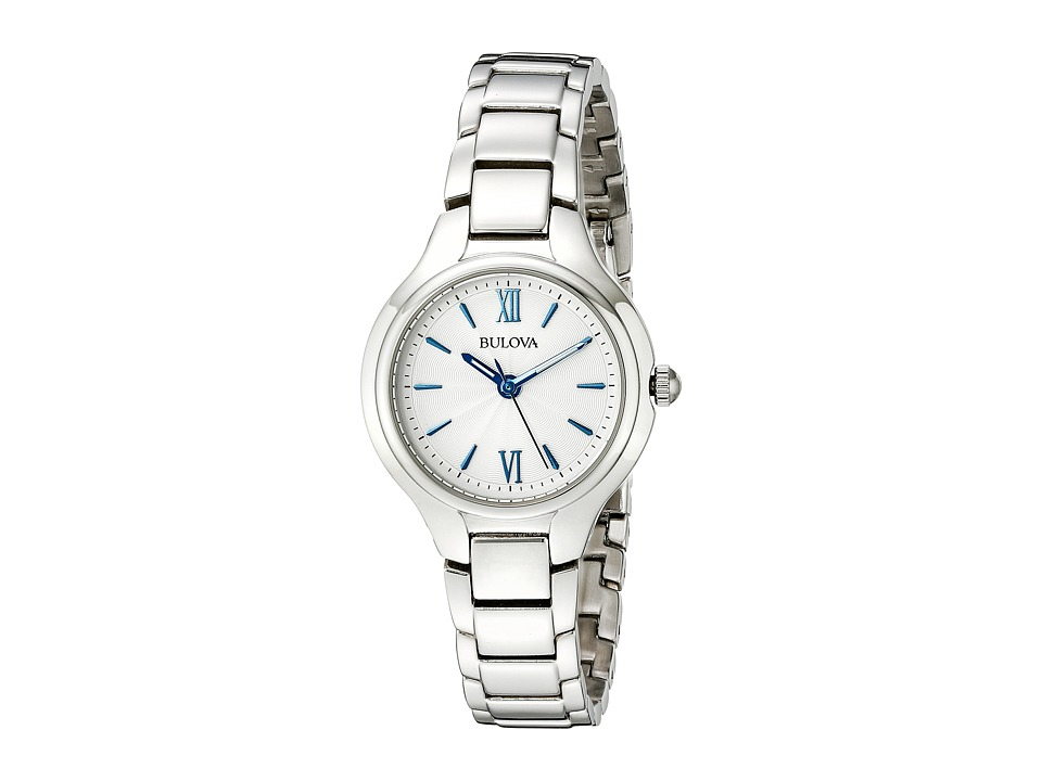 Bulova Classic 96L215 Silver Watches