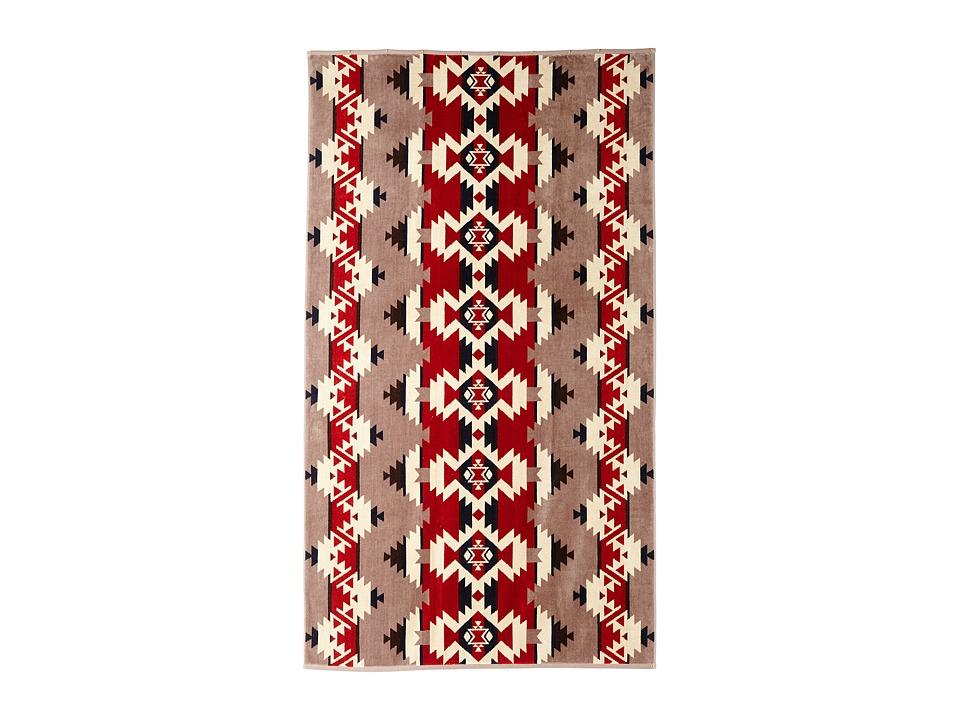 Pendleton Oversized Jacquard Towel (Mountain Majesty) Bat...