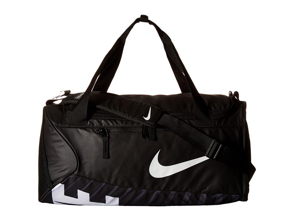 Nike - New Duffel Small (Black/Black/White) Duffel Bags