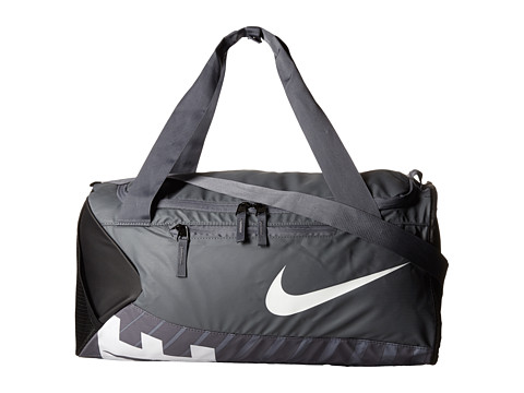 Nike New Duffel Small - Flint Grey/Black/White