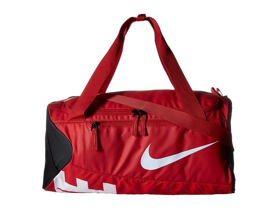 Nike - New Duffel Small (Gym Red/Black/White) Duffel Bags
