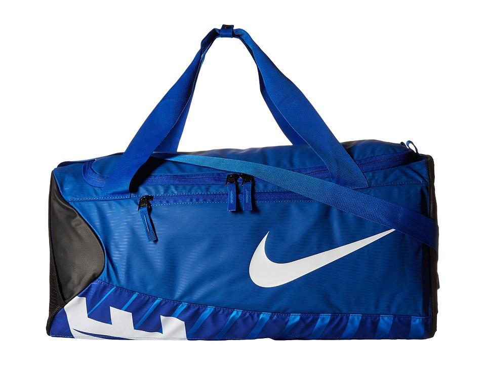 Nike - New Duffel Medium (Game Royal/Black/White) Duffel Bags