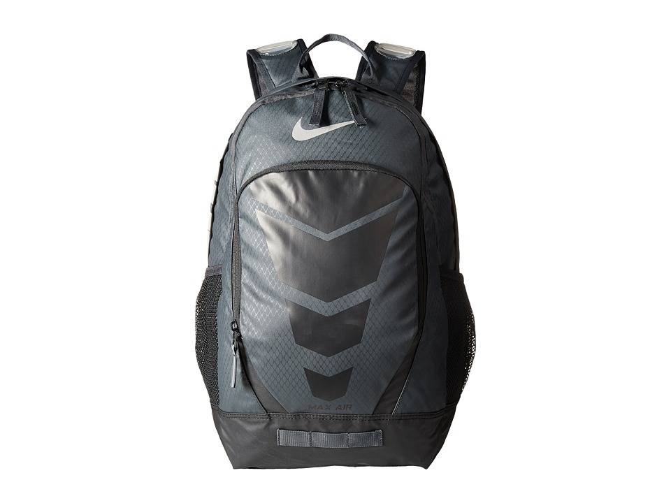 Nike - Max Air Vapor Backpack (Anthracite/Black/Metallic Silver) Day Pack Bags