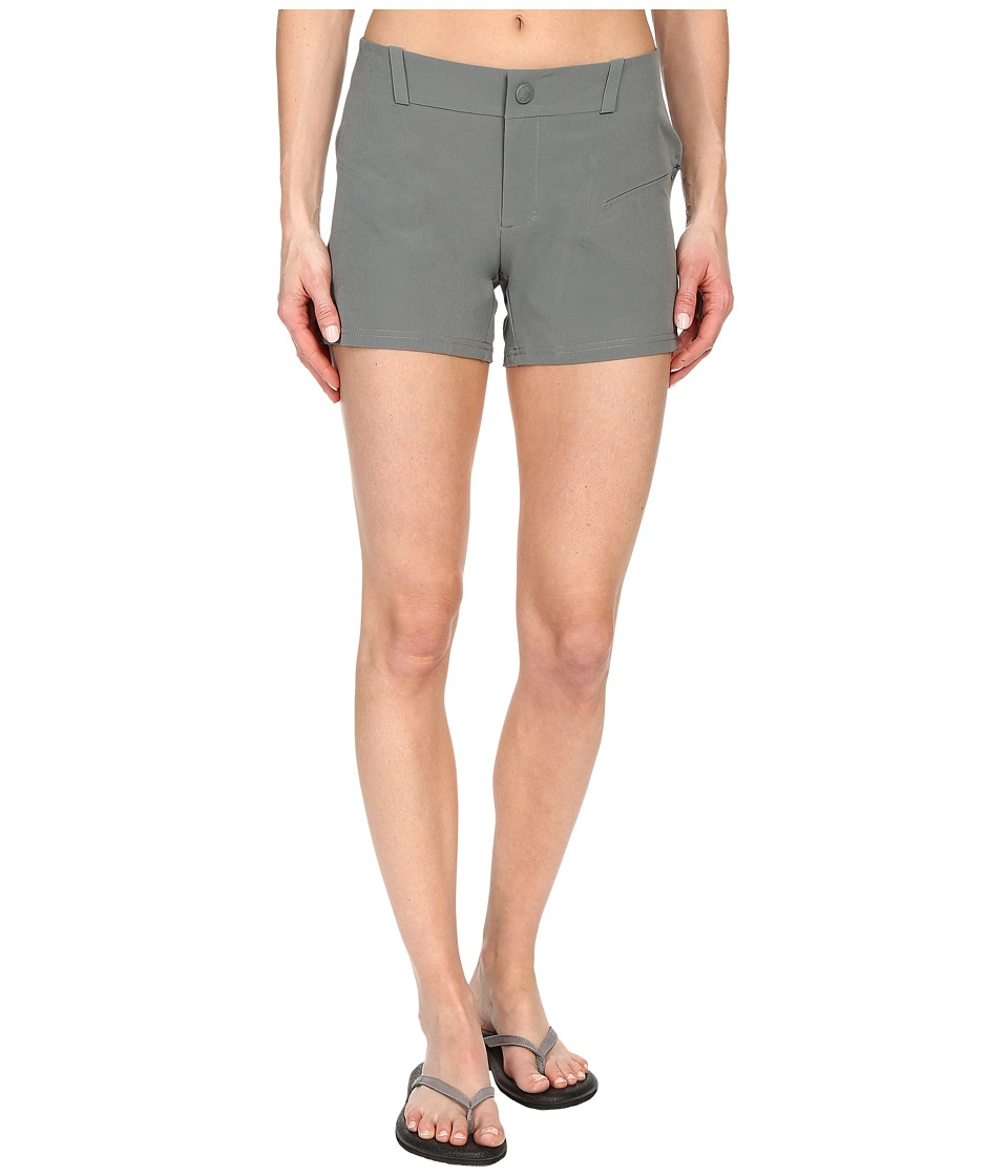 The North Face - Bond Girl Shorts (Sedona Sage Grey (Prior Season)) Womens Shorts
