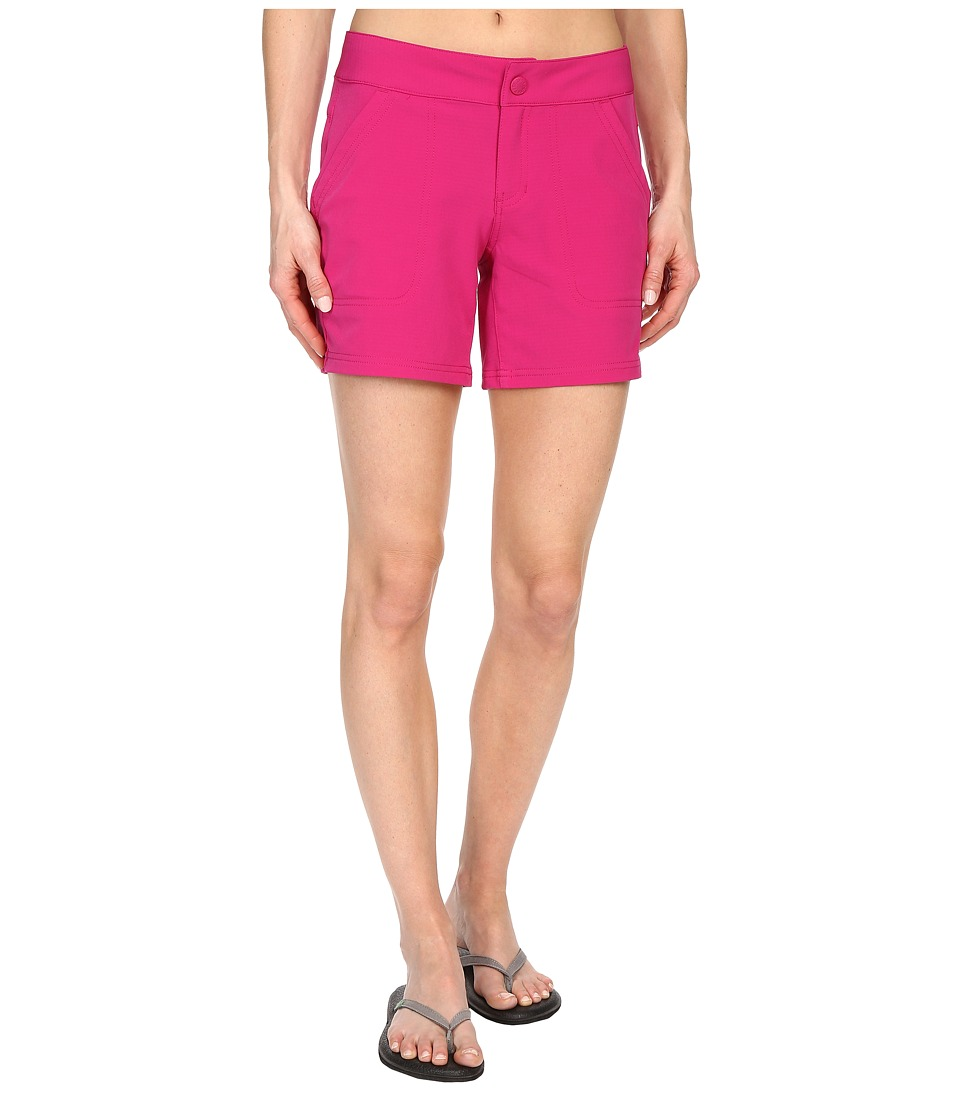 The North Face Amphibious Shorts Fuchsia Pink Womens Shorts