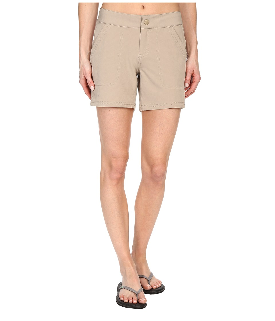 The North Face Amphibious Shorts Dune Beige Womens Shorts