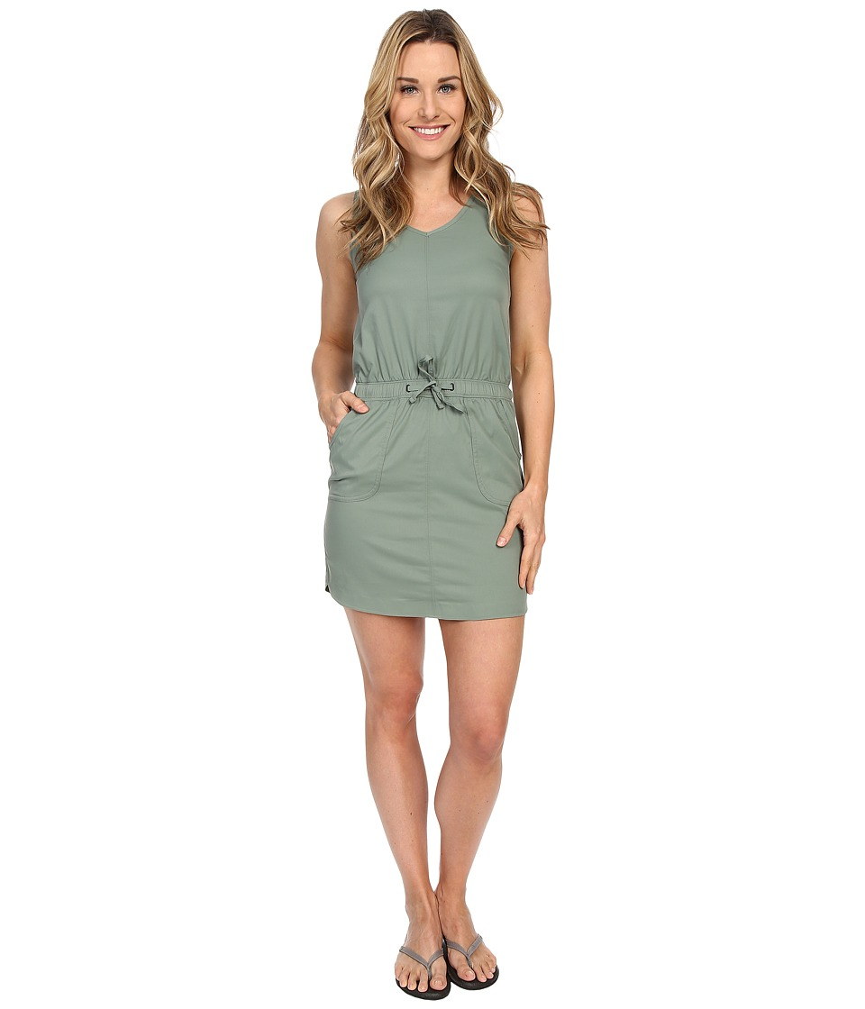 The North Face - Aphrodite Dress (Laurel Wreath Green (Prior Season)) Womens Dress
