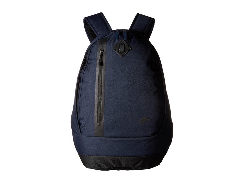 Nike - Cheyenne 2015 (Obsidian/Black/Black) Backpack Bags