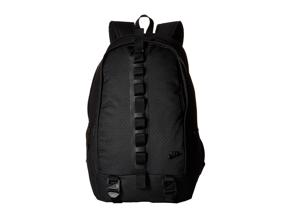 Nike - Karst Command Backpack (Black/Black/Black 1) Backpack Bags