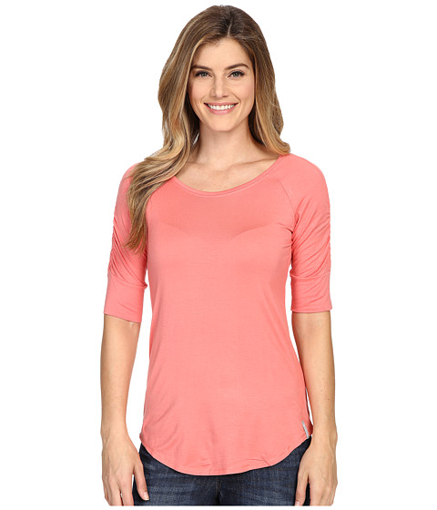 Columbia lumianation elbow sleeve shirt at for Elbow length t shirts women s