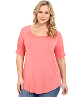 Columbia - Plus Size Lumianation™ Elbow Sleeve Shirt