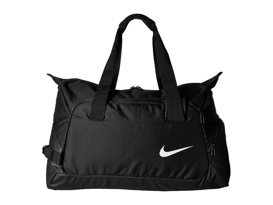 Nike - Tennis Duffel (Black/Black/White) Duffel Bags