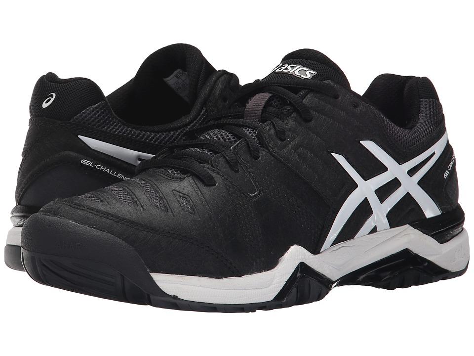 ASICS - GEL-Challenger 10 (Black/White/Dark Grey) Mens Tennis Shoes