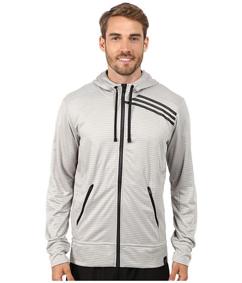 Adidas Mens Standard One Full-Zip Hoodie