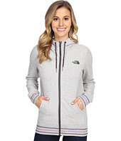 The North Face - Stretch Logo Full Zip Hoodie