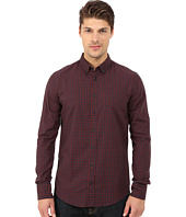 BOSS Orange - Edipoe Slim Fit Long Sleeve Button Down Collar Woven Shirt