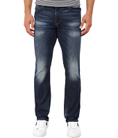 BOSS Orange - Orange24 Barcelona Modern Fit Cotton Stretch Denim Jeans in Bright Blue