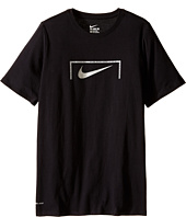 Nike Kids - Swoosh Goal Tee (Little Kids/Big Kids)