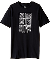 Nike Kids - Neymar Logo Tee (Little Kids/Big Kids)
