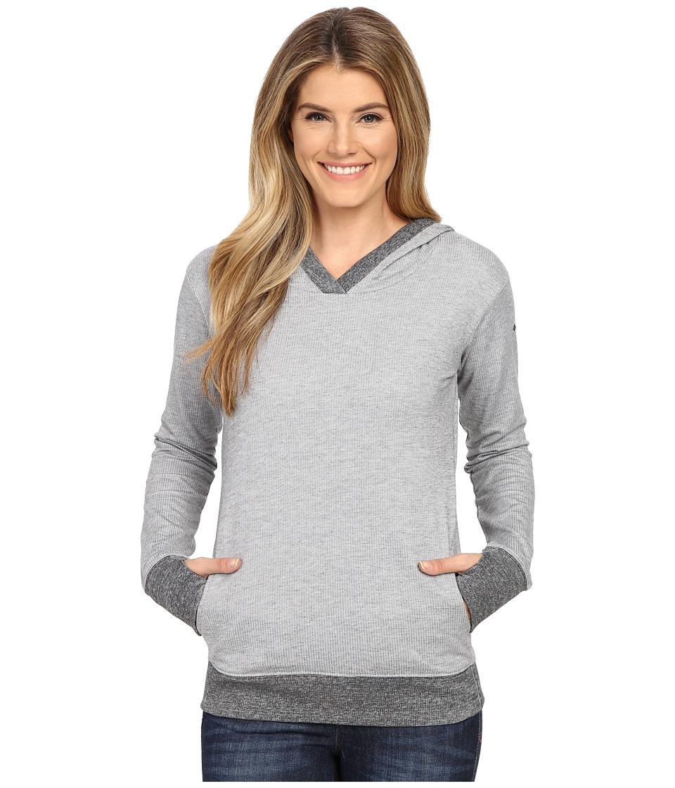 Columbia Inner Essence Hoodie Black Womens Sweatshirt
