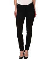 J Brand - Liana Luxe Double Knit Trousers in Black