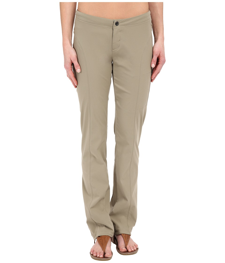 Columbia Just Right Straight Leg Pant (Tusk) Women