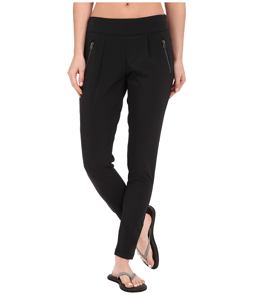 Columbia Departure Pointtm Pull On Pants (Black) Women