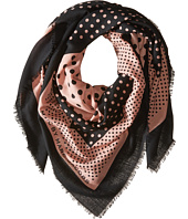 Marc by Marc Jacobs - Polka Dot Square Scarf