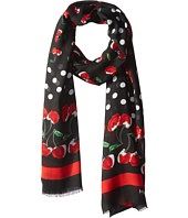 Marc by Marc Jacobs - Double Cherry Scarf