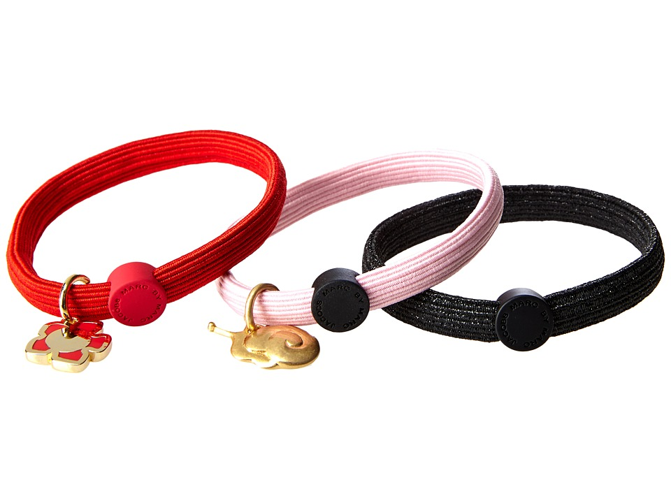Marc by Marc Jacobs Snail Cluster Ponies Cherry Multi Hair Accessories