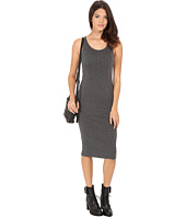 Jack by BB Dakota - Castel Cable Pattern Knit Jacquard Midi Dress