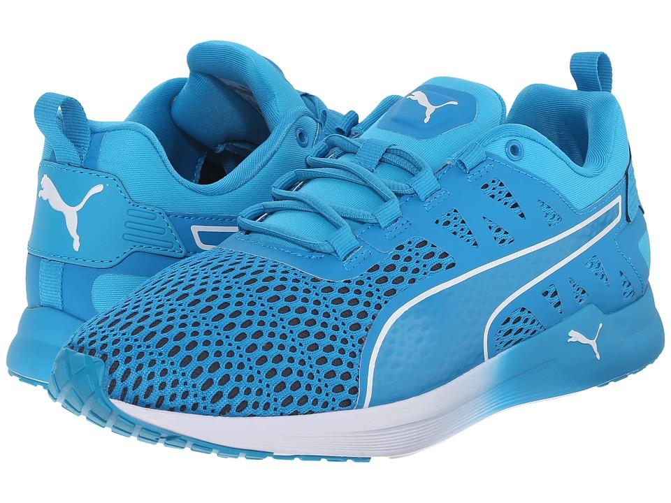 PUMA Pulse XT v2 Atomic Blue/White Mens Running Shoes