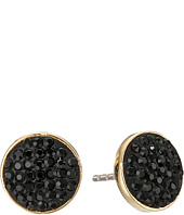 Marc by Marc Jacobs - Pave Disc Stud Earrings