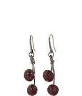 Marc by Marc Jacobs - Pave Cherry Earrings