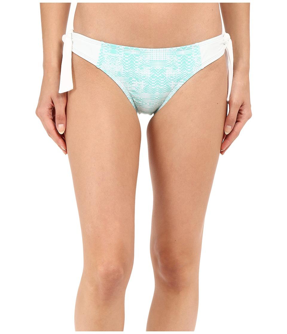 Soybu St. Lucia Tie Bottom Mirage Womens Swimwear