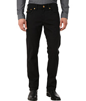 True Religion - Geno with Flap Overdye Twill in Black