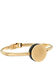 Marc by Marc Jacobs - Cabochon Hinge Cuff Bracelet