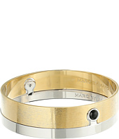 Marc by Marc Jacobs - Delicate Keyhole Bangle