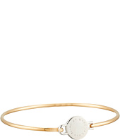 Marc by Marc Jacobs - Logo Disc Hinge Cuff Bracelet