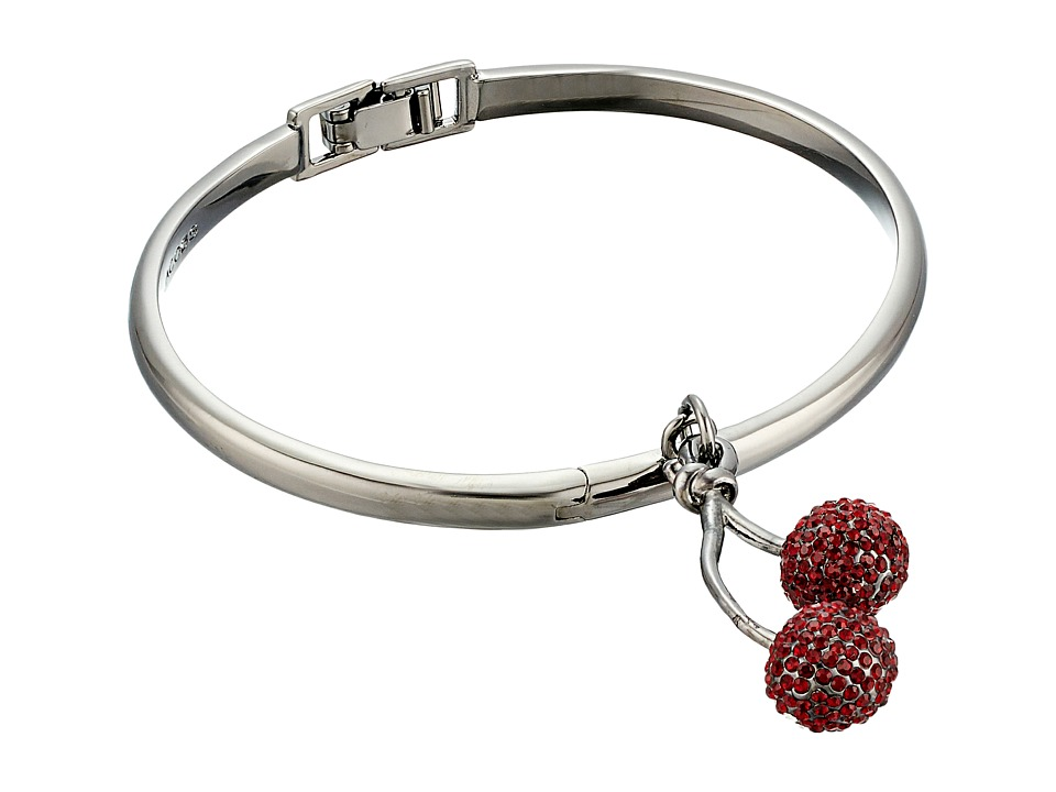 Marc by Marc Jacobs Pave Cherry Hinge Cuff Bracelet Cherry Multi Bracelet