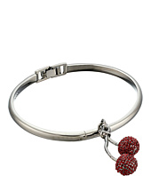 Marc by Marc Jacobs - Pave Cherry Hinge Cuff Bracelet