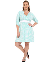Soybu - Plus Size Clara Wrap Dress