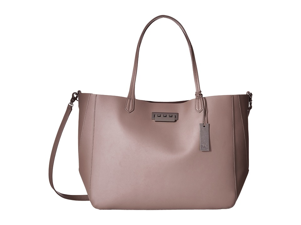 ZAC Zac Posen - Eartha Everyday Signature Shopper (Ash) Tote Handbags