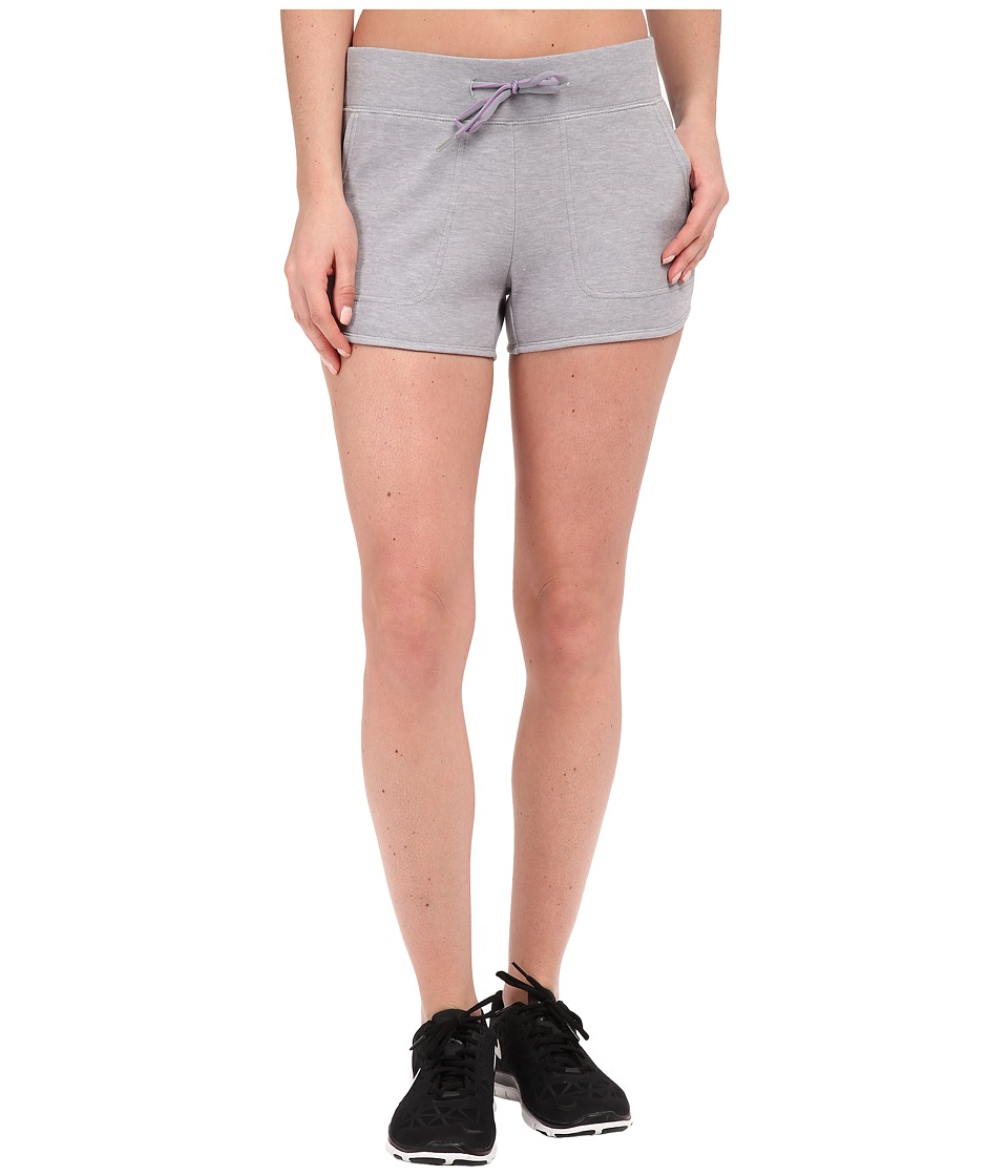 The North Face - Slacker Shorts (TNF Light Grey Heather (Prior Season)) Womens Shorts