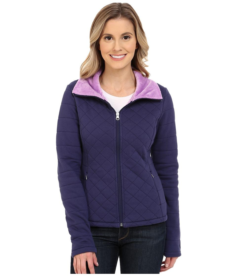 The North Face Caroluna Crop Jacket (Patriot Blue (Prior Season)) Women