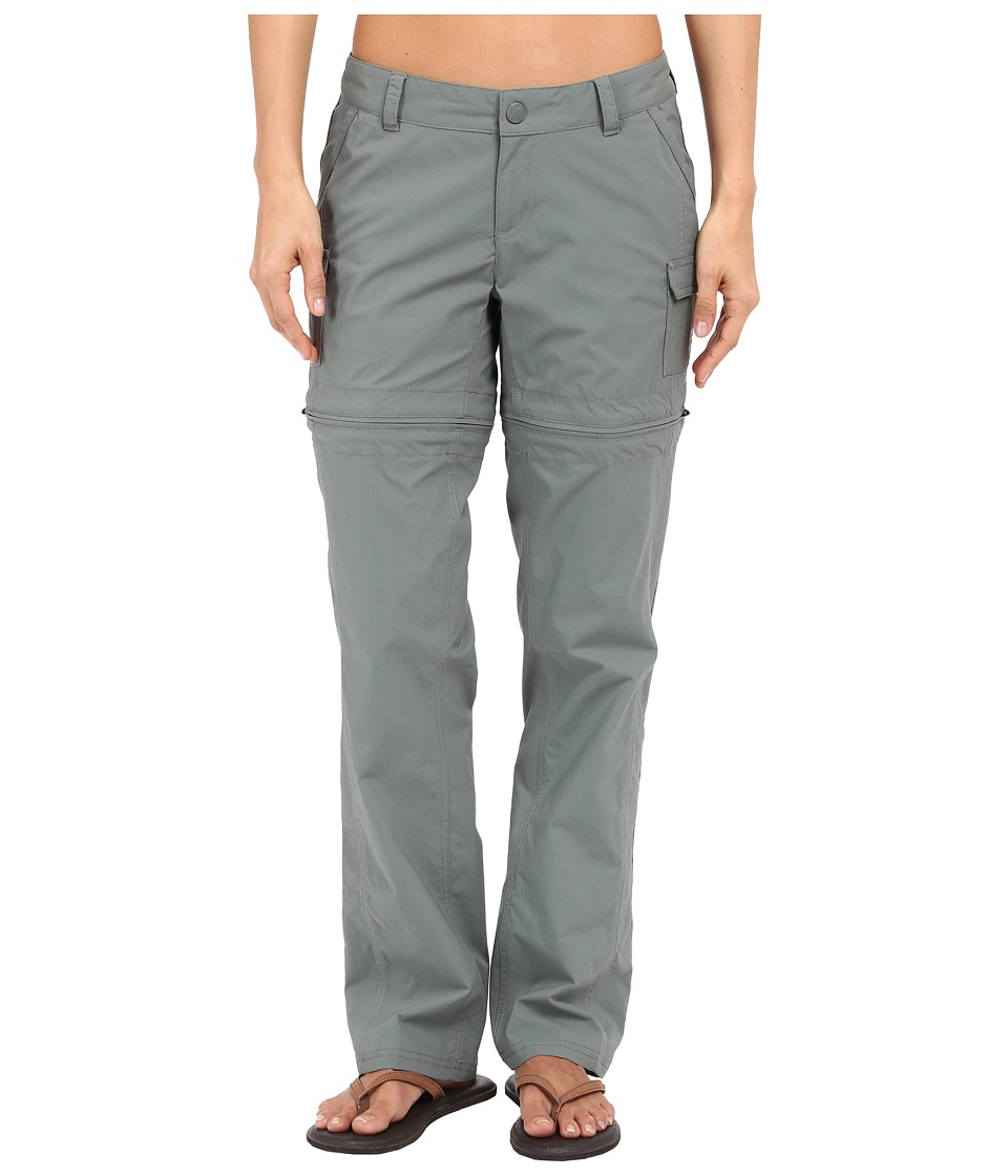 The North Face - Paramount 2.0 Convertible Pants (Sedona Sage Grey) Women's Casual Pants