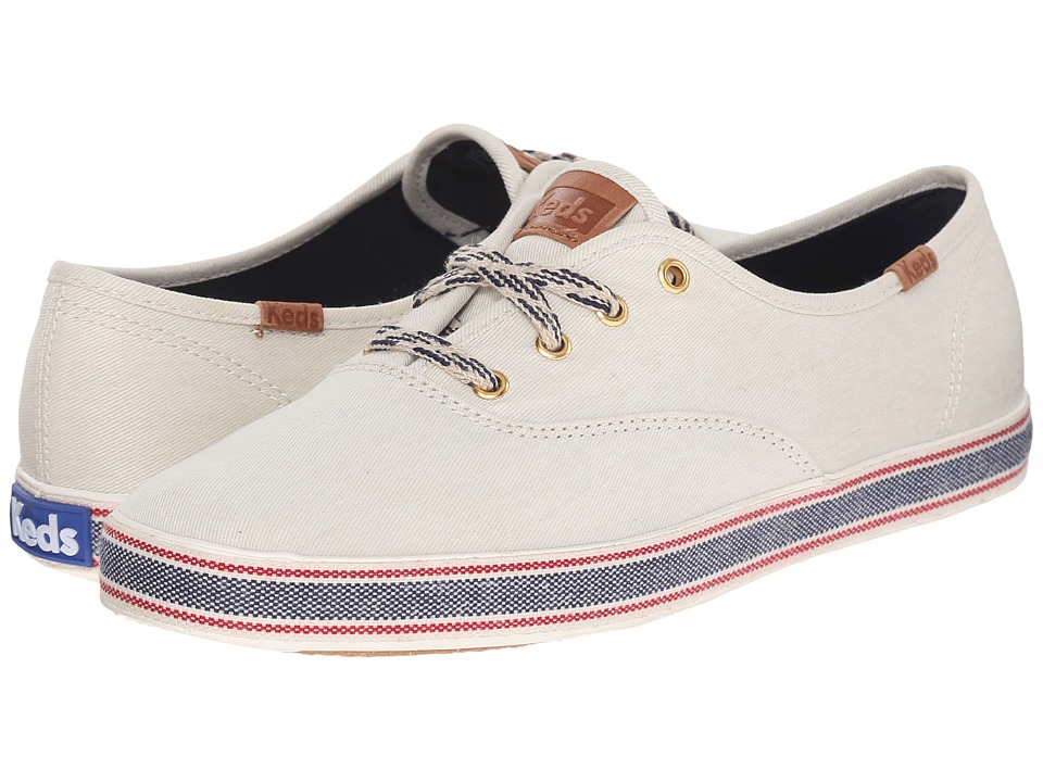 Keds Champion Americana Birch Womens Lace up casual Shoes