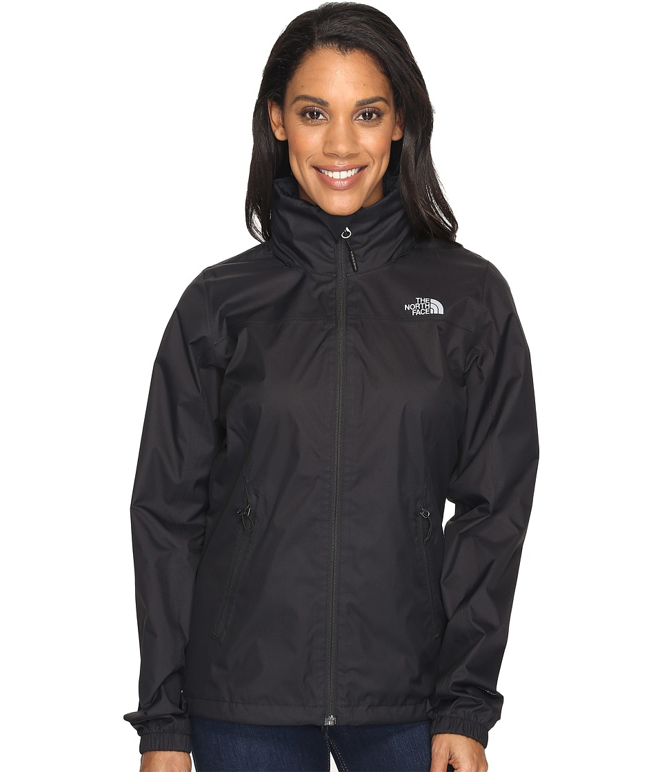 North Face Resolve Plus Jacket (TNF Black) Women's Coat