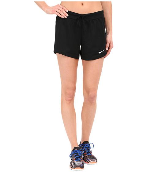 Nike Infiknit Mid Shorts - Black/Black/Black/White