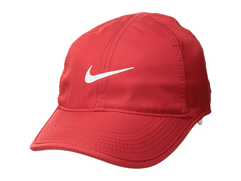 Nike Featherlight Cap - University Red/Black/University Red/White